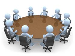 Sitzung der Gemeindevertetung